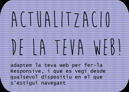 actualitzacioweb