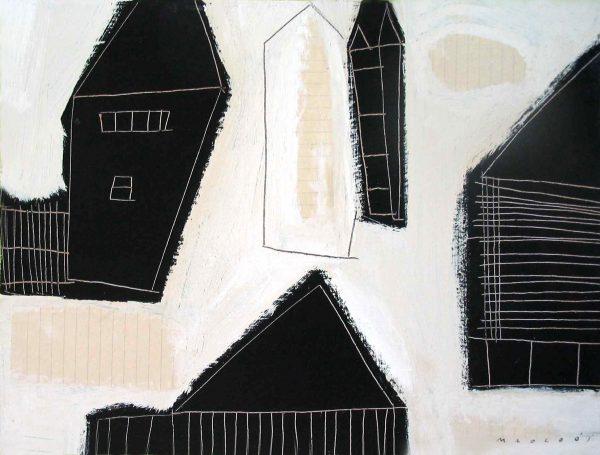 4 pieces of house / 4 trossos de casa