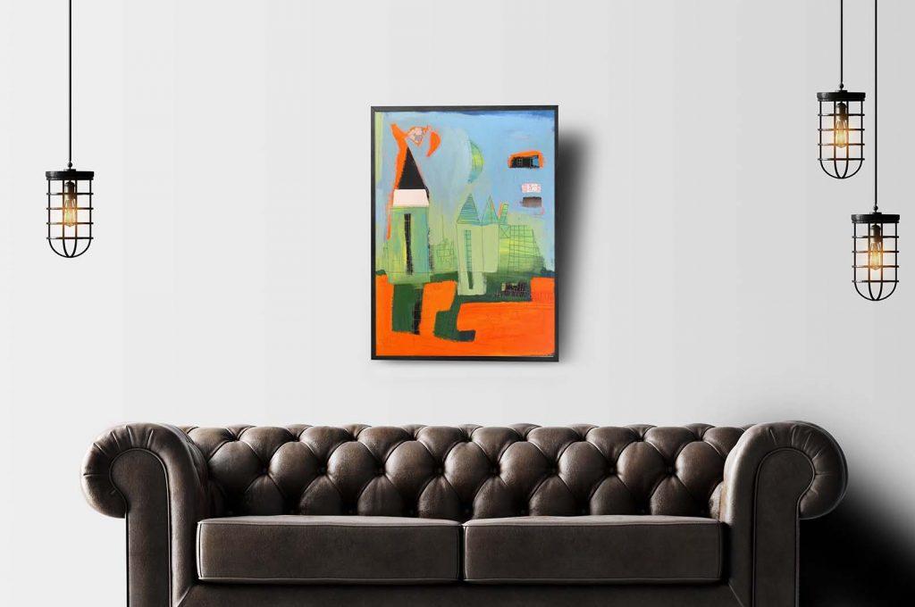 Vertical Casa taronja